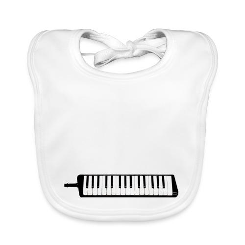 Melodica baby - Bavoir bio Bébé