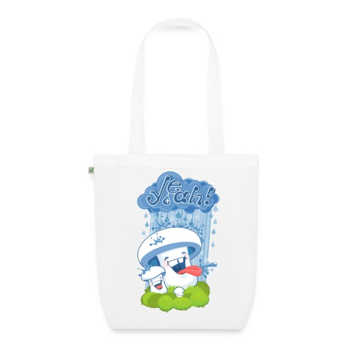 yeahPilze tragbar - EarthPositive Tote Bag