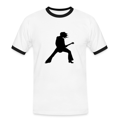 Guitarist - Men's Ringer Shirt