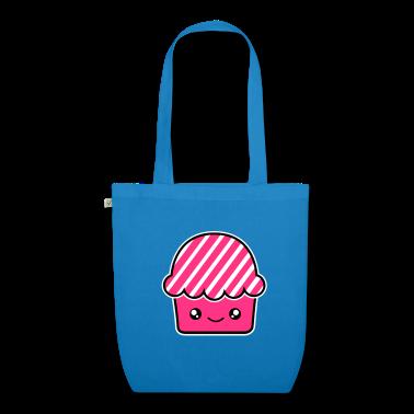 Kawaii cupcake (fairy cake) muffin Bags