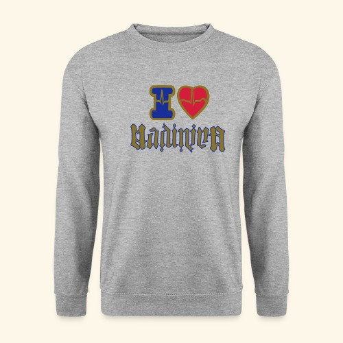 I LOVE MADININA - Sweat-shirt Homme