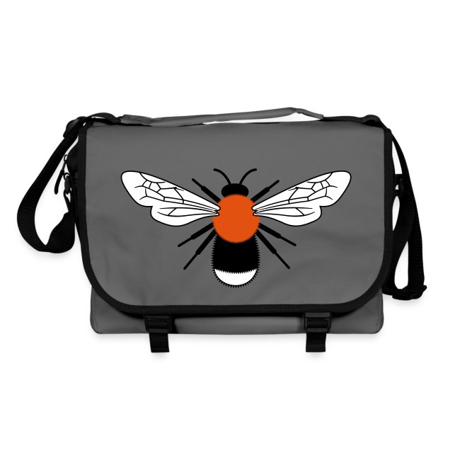 Bumblebee shoulder bag
