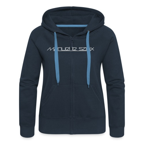 MLS Street Jacket Woman - Women's Premium Hooded Jacket