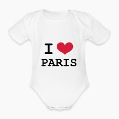 I Love Paris Shirts
