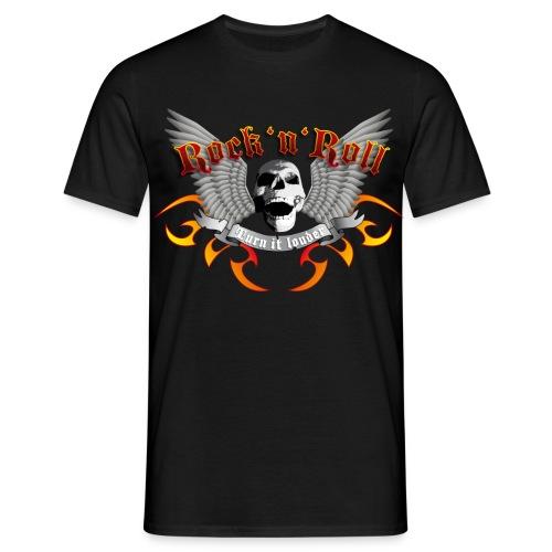 Wingskull - T-shirt Homme