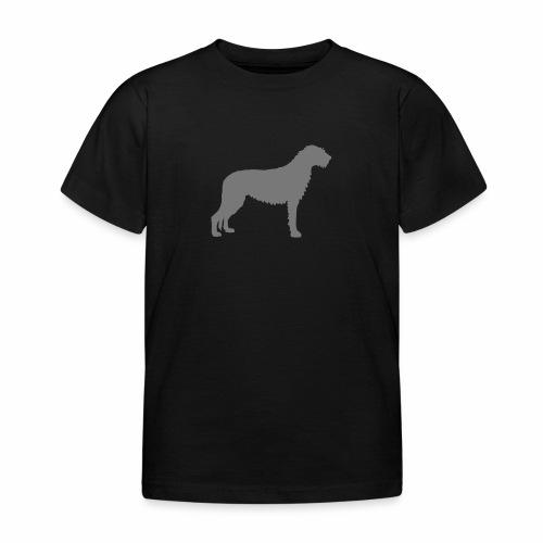 Irish Wolfhound 3 - Kinder T-Shirt