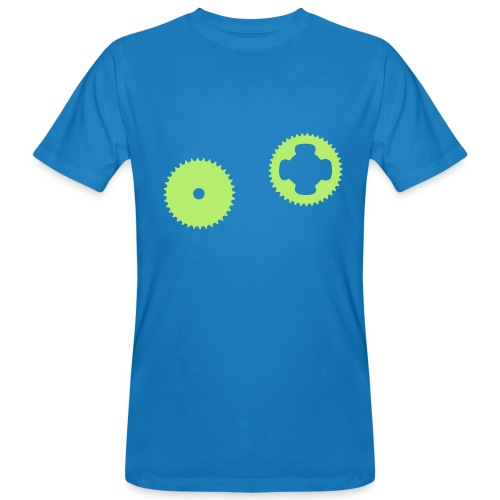 Chainrings II (Oraganic) - Men's Organic T-Shirt
