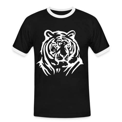 Tiger t-shirt - Men's Ringer Shirt