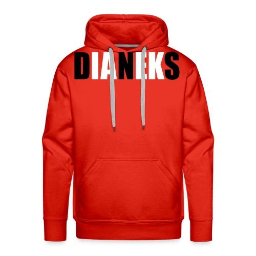Dianeks Hoodie (rot) - Männer Premium Hoodie