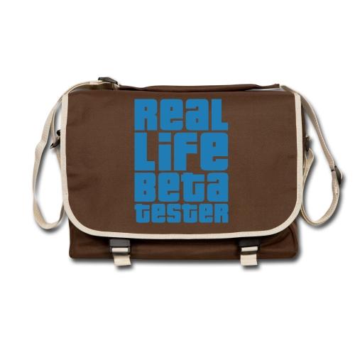 Real Life Beta Tester - Umhängetasche