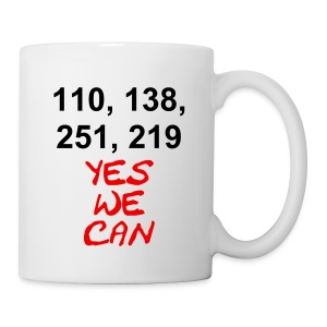 Yes we can - Tasse