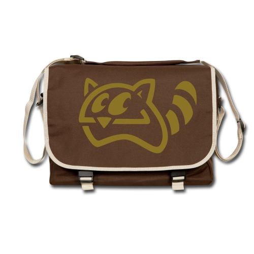 Raccoon Bag - Umhängetasche
