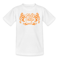 Shirts ~ Kids' T-Shirt ~ Custom retro Holland lions footbal shirt
