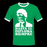 Magliette ~ Maglietta Contrast da uomo ~ T-Shirt Uomo