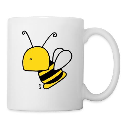 Bee Mug - Mug blanc