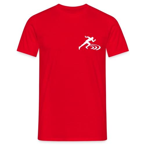 Leipzig läuft! - Männer T-Shirt