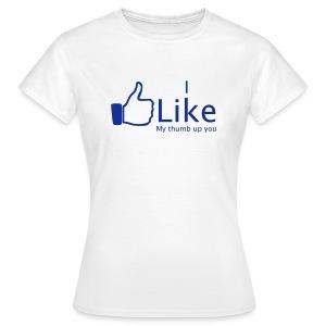 I Like - Women's T-Shirt - Women's T-Shirt