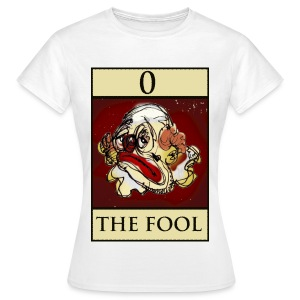 Tarot, T Shirt, The Fool,  - Women's T-Shirt