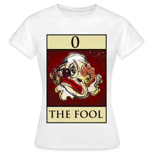 Tarot, T Shirt, The Fool,  - Women's T-Shirt