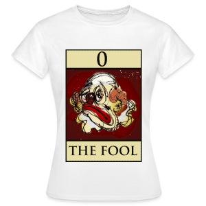 Tarot, T Shirt, The Fool - Women's T-Shirt