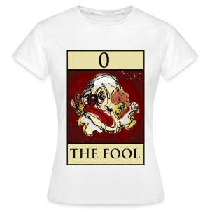 Tarot, T Shirt, The Fool - Women's T-Shirt