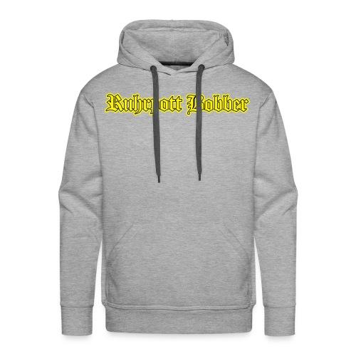 Ruhrpott Bobber - gelb - Männer Premium Hoodie