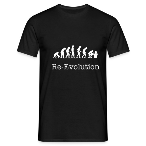 Re-Evolution - Maglietta da uomo