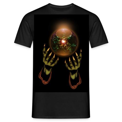 Bola mágica - Camiseta hombre
