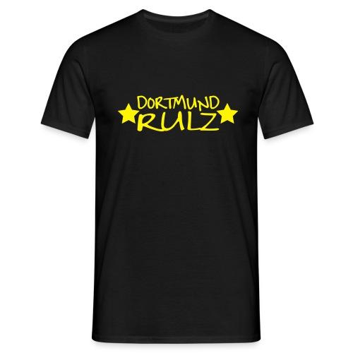 Dortmund rulz shirt - Männer T-Shirt