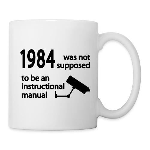 Mug - 1984 - Mug blanc