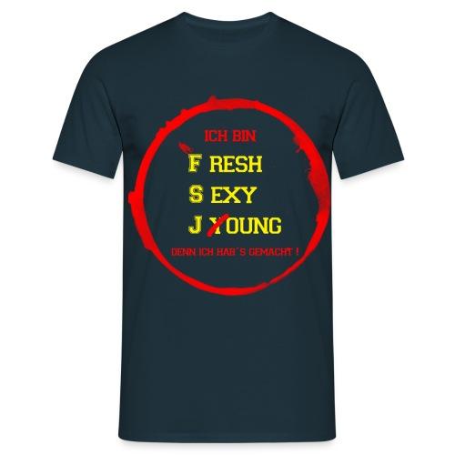 FSJ-Shirt Männer - Männer T-Shirt