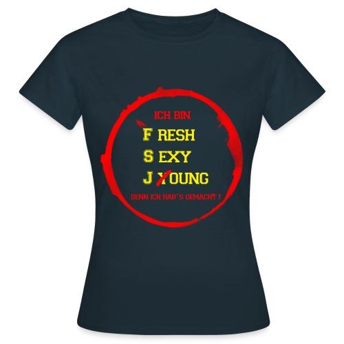 FSJ-Shirt Frauen - Frauen T-Shirt