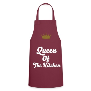 Queen of the kitchen - Cooking Apron