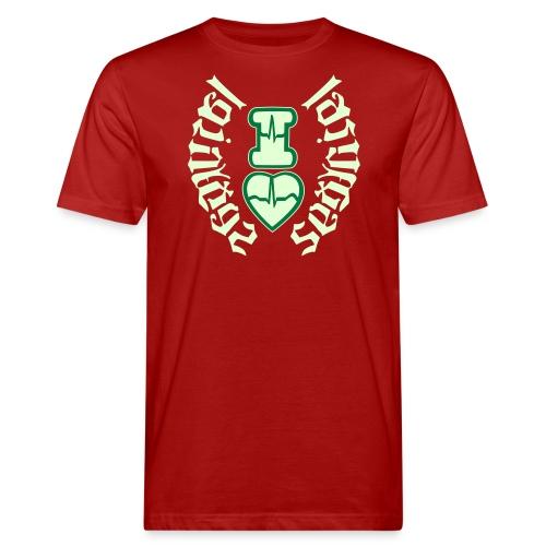 I LOVE LAS VEGAS SEXY GIRL - Men's Organic T-Shirt
