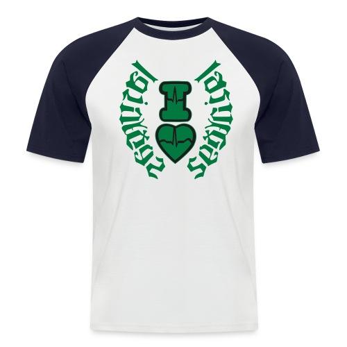 SEXY GIRL I LOVE LAS VEGAS  - Men's Baseball T-Shirt