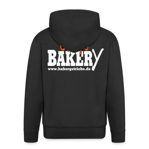 Gerry's BAKERy Kaputzen-Shirt mit Reißverschluß - Männer Premium Kapuzenjacke
