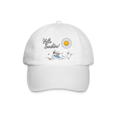 Hello sunshine, hello sping and summer kids Caps & Hats