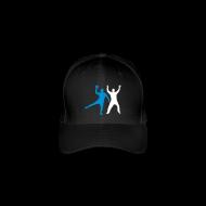 Casquettes et bonnets ~ Casquette Flexfit ~ Casquette Handball, duel tireur gardien