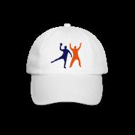 Casquettes et bonnets ~ Casquette classique ~ Casquette blanche Play Handball