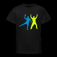 Tee shirts ~ Tee shirt Ado ~ Tee-shirt handball Ado, Gagne ton duel