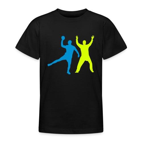Tee-shirt handball Ado, Gagne ton duel - T-shirt Ado