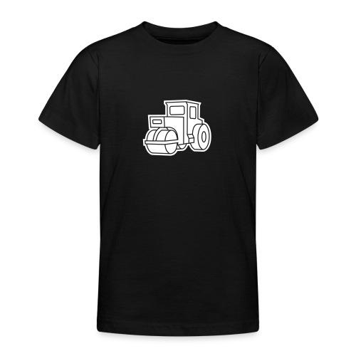Dampfwalze Traktoren Steam-powered rollers Tractors - Teenager T-Shirt