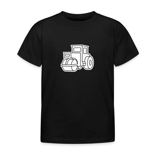 Dampfwalze Traktoren Steam-powered rollers Tractors - Kinder T-Shirt