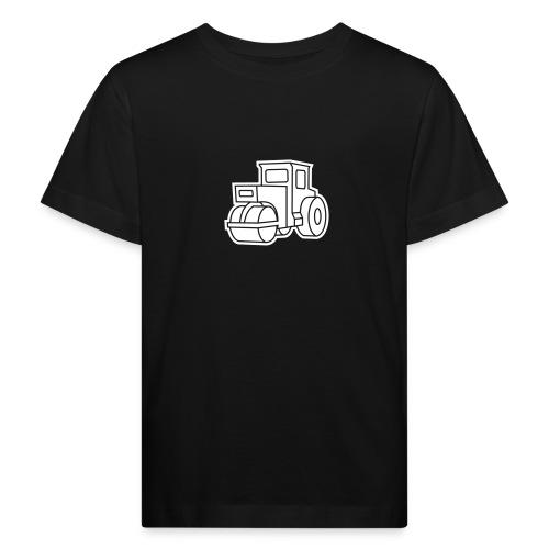Dampfwalze Traktoren Steam-powered rollers Tractors - Kinder Bio-T-Shirt