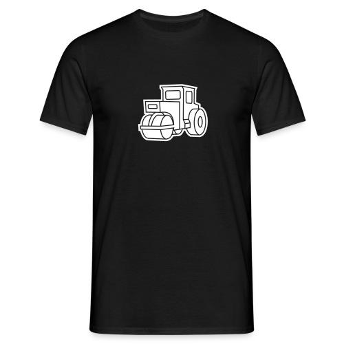 Dampfwalze Traktoren Steam-powered rollers Tractors - Männer T-Shirt