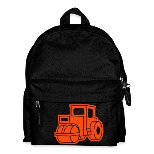 Dampfwalze Traktoren Steam-powered rollers Tractors - Kinder Rucksack