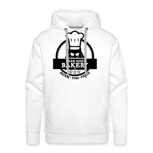 Dark Side Bäcker Warm - Männer Premium Hoodie
