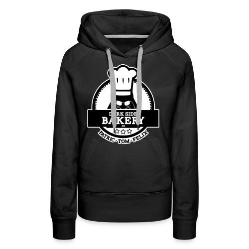Dark Side Bäkerin Warm - Frauen Premium Hoodie