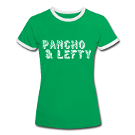 T-Shirts ~ Women's Ringer T-Shirt ~ Pancho & Lefty