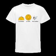 Shirts ~ Teenage T-shirt ~ Franse les